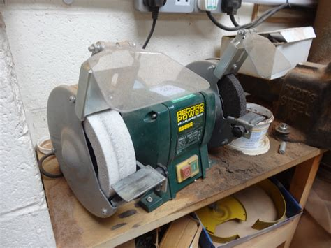 record power bench grinder record power 240v bench grinder 1st machinery