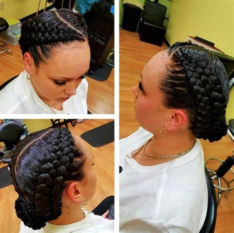 kids godess braids with bun 17 best ideas about ghana braids on pinterest ghana