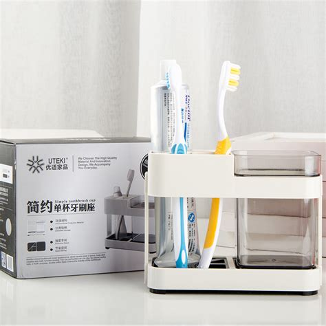 bathroom storage box seat online buy wholesale toothbrush box from china toothbrush
