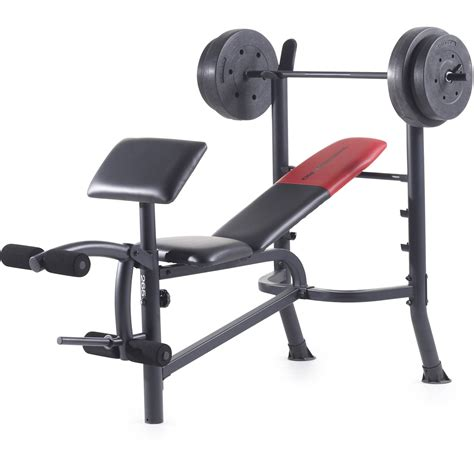 marcy standard weight bench with 80 lb weight set weight set with bench mariaalcocer com