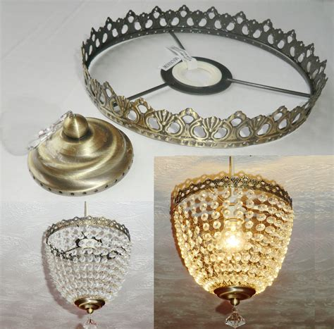 make your own pendant light deep bag chandelier frame no drops make your own