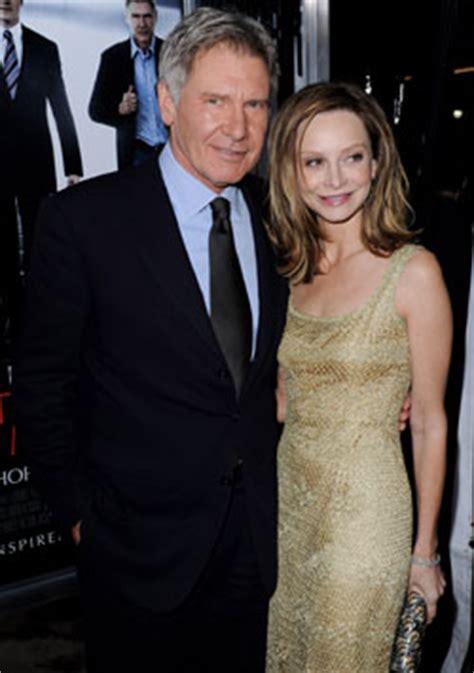 Harrison Ford Married To Calista Flockhart Calista Flockhart Popsugar