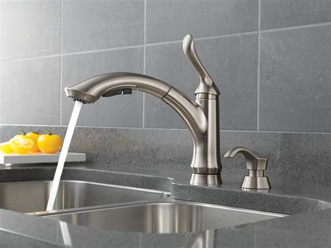 delta kitchen sink faucets complete your kitchen with the delta kitchen faucets designwalls
