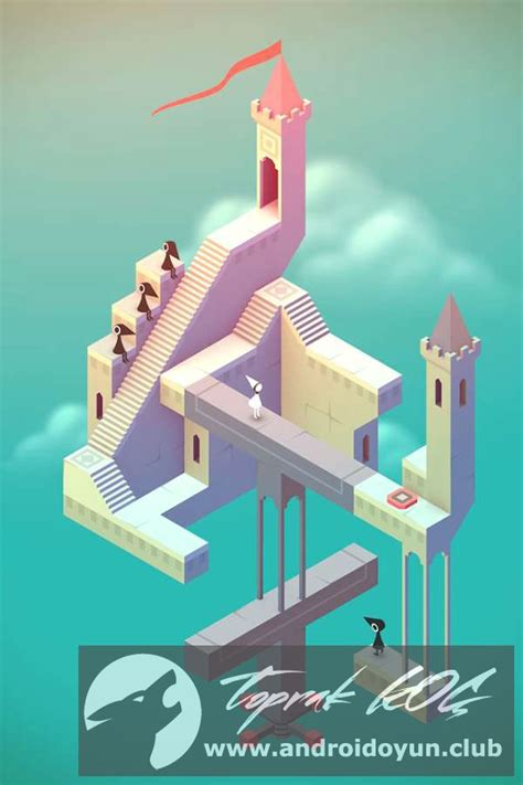 monument valley apk monument valley 1 0 6 15 mod apk b 214 l 220 mler a 199 ik