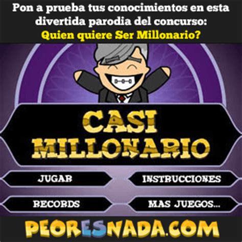 tutorial flash quien quiere ser millonario juego quien quiere ser millonario nueva versi 243 n jugar