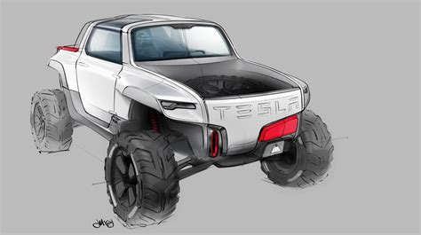 tesla electric pickup truck elon musk on the tesla electric pickup truck how about a