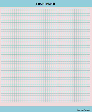 graph paper template for word graph paper template word templates