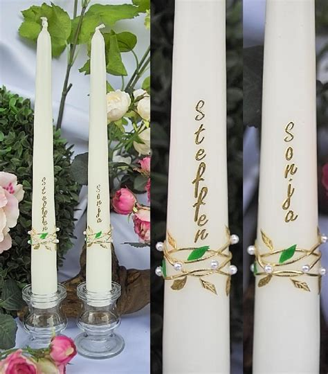20 Der 246 Sesten Hochzeit by Der Shop F 252 R Ihre Hochzeitskerze Konfirmationskerze