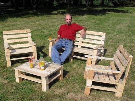 chaise en palette chaise en palette europe