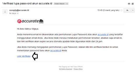 email lupa password lupa password akun accurate online pada saat login