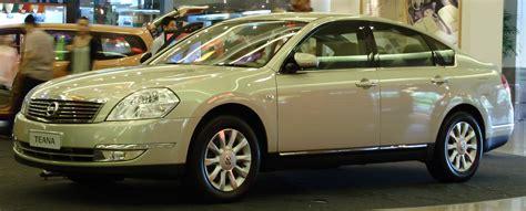 2008 Nissan Teana Partsopen