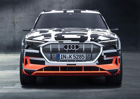 Audi E Tron by Audi E Tron Come Ordinare Il Suv 100 Elettrico