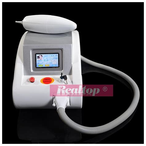 newest product q switch nd yag laser tattoo removal