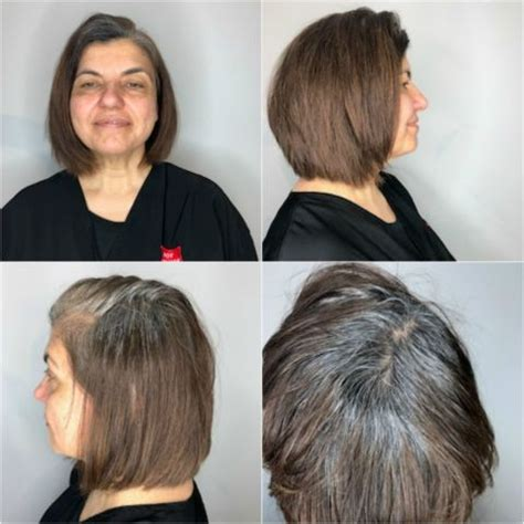 growing out grey hair without cutting it off how to go gray tips for transitioning to gray hair