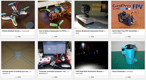 Gopro 3rd Medium Logo Sku001695 instructables and shapeways new drone contest is giving