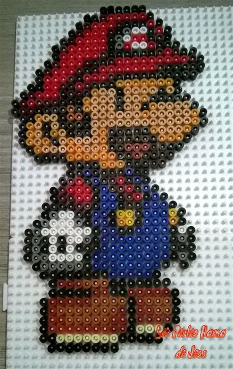 95 best images about mario kart on perler