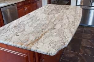 White Granite Tops Decosee White Cabinets With Granite Countertops