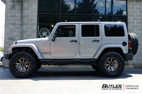 jeep fuel wheels jeep wrangler custom wheels fuel rage 20x et tire