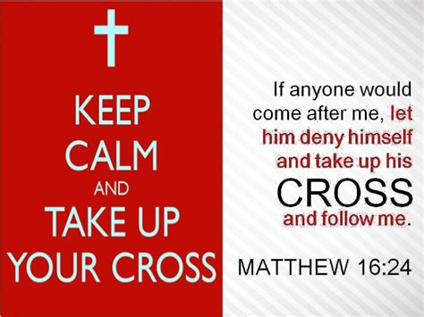 Take up the cross arranged marriage