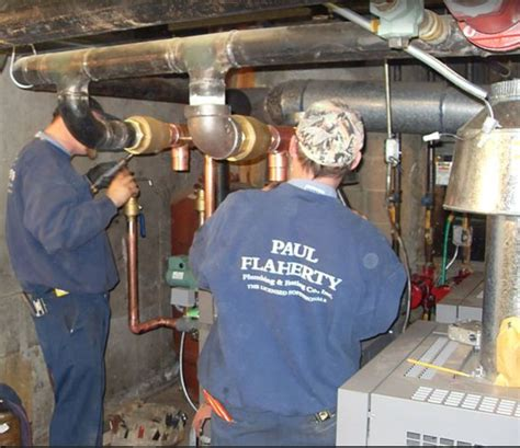 Maynard Plumbing by Paul Flaherty Plumbing Heating Co Inc In Framingham