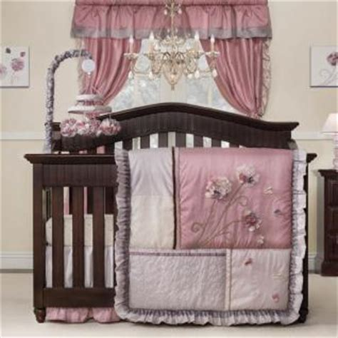 elegant baby bedding floral elegant infant girls nursery 9 piece baby crib