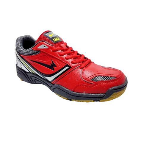 Sepatu Eagle Untuk Badminton jual eagle winspeed sepatu badminton merah
