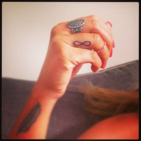 karma tattoo on finger 1000 images about tattoos on pinterest feather wrist