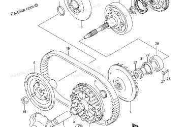 Suzuki Vinson Parts Suzuki Eiger Parts Diagram Wedocable