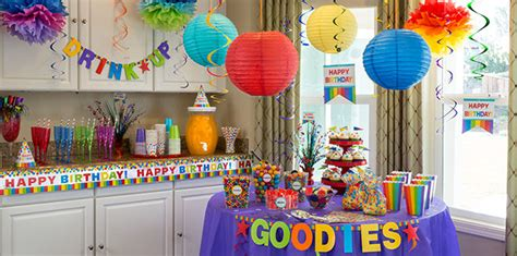 how to decorate for a birthday party at home birthday party supplies for kids adults birthday party