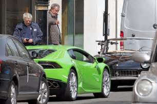 Clarkson Lamborghini Clarkson Talks Himself Out Of A Parking Ticket In