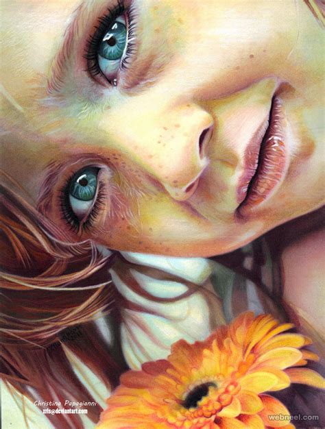 colored pencil drawing 25 hyper realistic color pencil drawings by