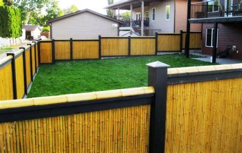 tips aplikasi cat pagar bambu  tampilan natural kayu