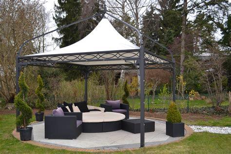 pavillon viereckig bo wi outdoor living pavillons f 252 r gewerbe und garten