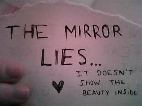 april 2014 lies from the mirror think you are not good enough providence life