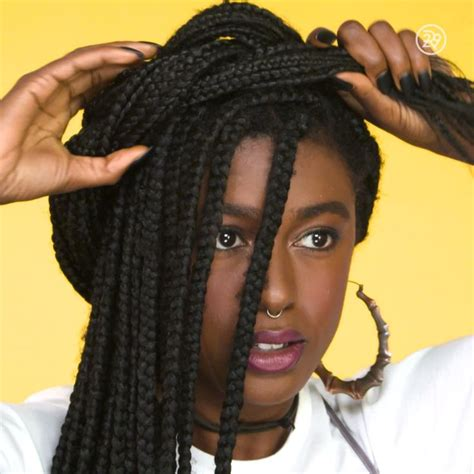 box braids hair for prom 25 best ideas about dreadlock hairstyles on pinterest