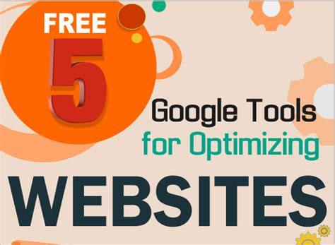 Websites To Find S Information For Free Weekly Infographic 5 Free S Tools For Optimizing Websites Search Social