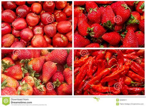 imagenes de verduras rojas frutas y verduras rojas imagen de archivo imagen 32683011