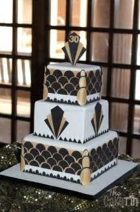 Art deco wedding cake cakes pinterest