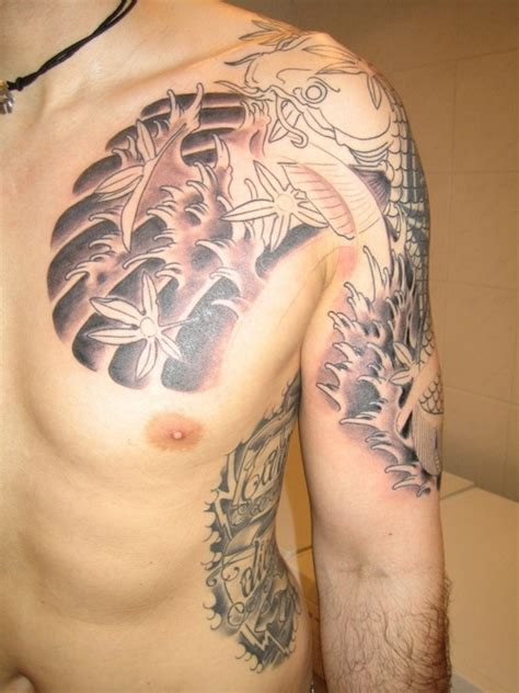 koi tattoo background koi tattoo background 2 session tattoo picture at