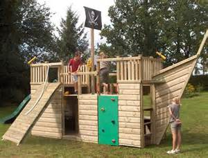 House Design To Play Pirate Ship Play House Design Adding To Backyard