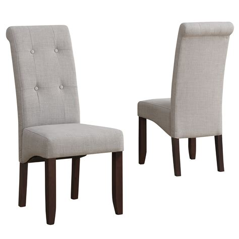 Grey Tufted Dining Chair Grey Tufted Dining Chair Bmorebiostat