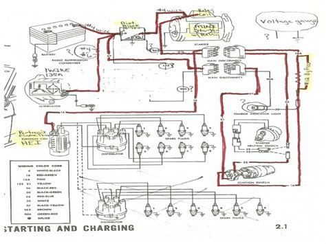 1970 ford alternator wiring wiring diagram with description