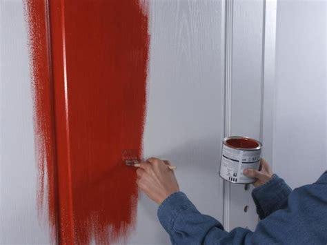 verniciare una porta verniciatura porte come verniciare verniciare porta