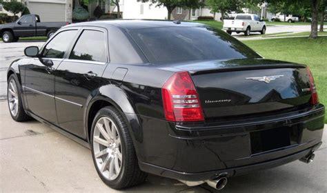 chrysler 300c srt8 2006 2006 chrysler 300 srt8 hennessey 370 500 hp automatic