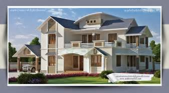Bungalow Designs Two Storey Kerala House Designs 2 18 Keralahouseplanner