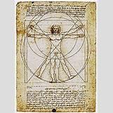 Vitruvian Man By Leonardo Da Vinci | 200 x 275 jpeg 34kB
