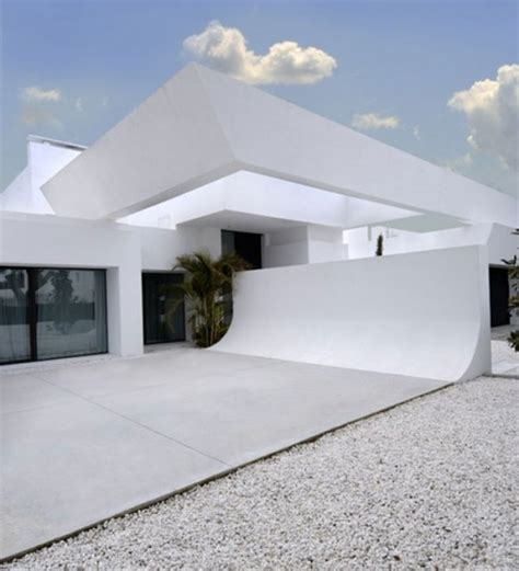 Ultra Modern Minimalist Home In Mediterranean Coast | ultra modern minimalist home in mediterranean coast