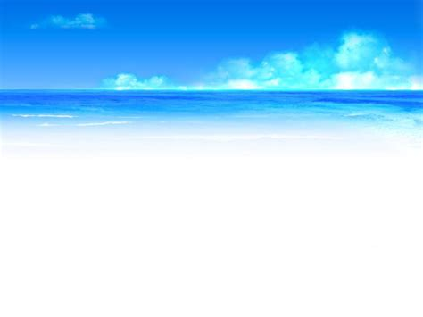 themes for powerpoint seaside blue and white blue and white beach background