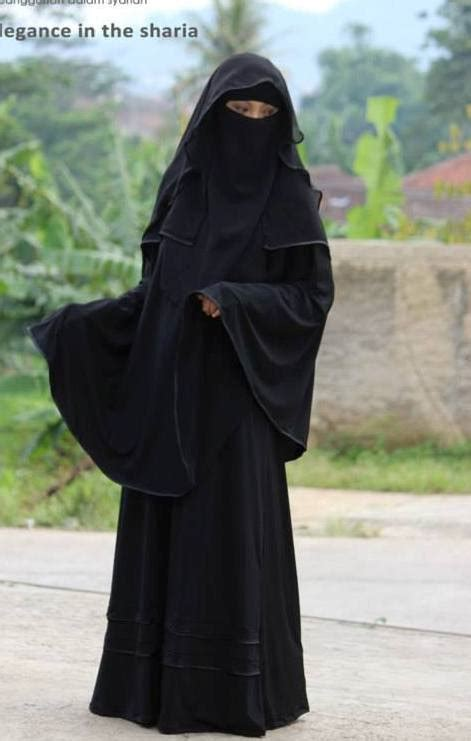 Niqob Butterfly Cadar baju muslimah toko baju kuwait