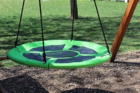 tree swings australia swinging monkey products giant 40 quot saucer spinner swing